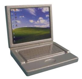 Laptop - Zilverkleurig