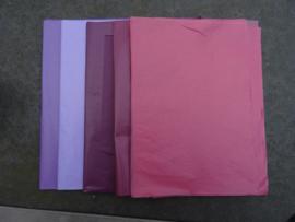 Tissue-papier - serie D