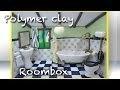 Badkamer maken van fimoklei