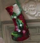 Kerstsok (zelf maken)