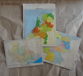 Vintage Landkaarten
