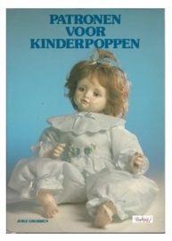 Boek: Patronen voor Kinderpoppen - deel 1 (2e hands)
