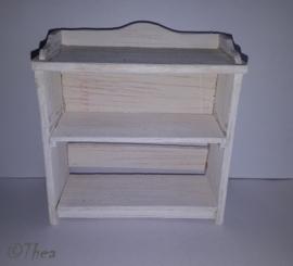 Open kastje (zelf maken)
