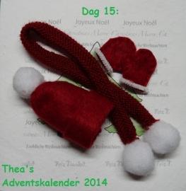 Handschoenen, Sjaal & Muts