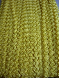 Zigzag 2 mm - Kanariegeel (11)