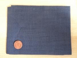 Lakenstof 06 - Marine blauw
