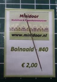 Bolnaald - #40