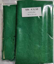 Vilt 27 - Groen