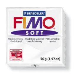 FIMO Soft - nr.0- Wit