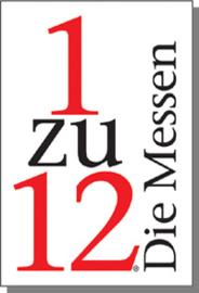 Zaterdag 17 & zondag 18 oktober - 1 zu 12 Messe in Rheda-Wiederbrucken