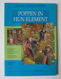 Boek: Poppen in hun element (2e hands)