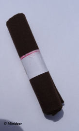 Lakenstof 18 - Bruin