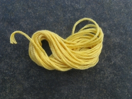 DMC XXX - vanille geel