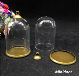 Glazen stolp VI (glas)