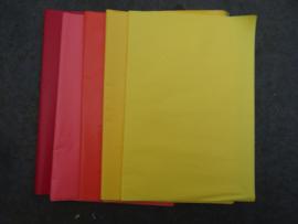 Tissue-papier - serie A