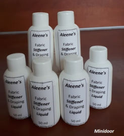 Aleene's Fabric Stiffener & Draping Liquid