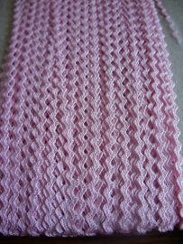 Zigzag 2 mm - Baby rose (21)