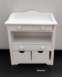 Commode (Wit)