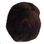 VW12 - Viscose Wigging - Dark Brown