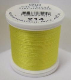 Silk YLI # 100 - nr 214