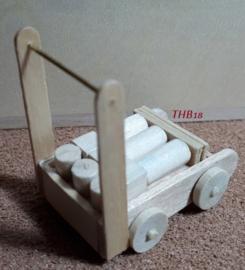 Blokkenkar (zelf maken)