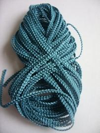 Knobbelband 13 - turquoise