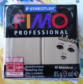 Fimo professional doll art. color 45 zand