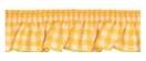 Elastisch Band met Ruche 19mm - Geel