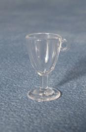 Irisch Coffee Glas (acryl)