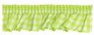 Elastisch Band met Ruche 19mm - Groen