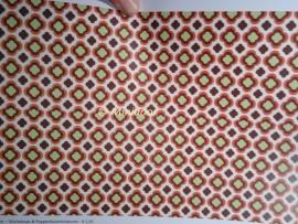 Behang: 70-er jaren (A4 Printvel)