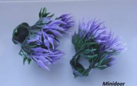 Struikje met Lavendelpuntjes (2)