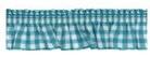 Elastisch Band met Ruche 19mm - Turquoise