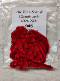 Chenille 945 - Rood