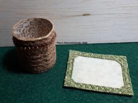 Bureaublad en prullenbak (zelf maken)