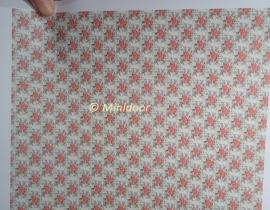 A4 vel Behang - (eigen printer)