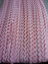 Zigzag 2 mm - Rose (05)
