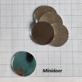 Spiegel - Rond ø 2 cm (glas)