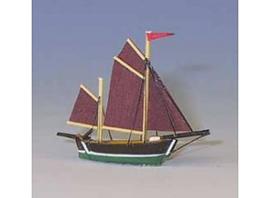 Scheepje: Hollandse Vissersboot