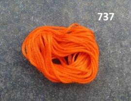 DMC 737 - oranje