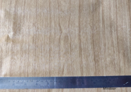 "Design-folie ""Robust Laminaat"" - geelbruin - 45 x 30 cm"
