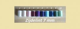 Zijdelint - 1 m x 7 mm