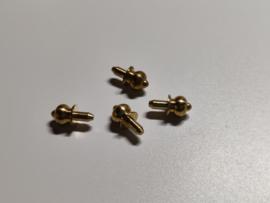 Deurknopje 4 mm