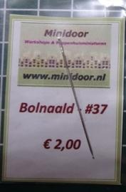 Bolnaald - #37