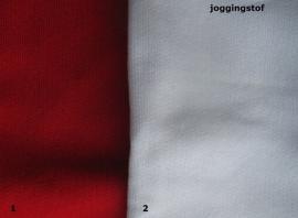 Tricot - en joggingstof