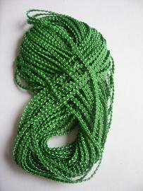 Knobbelband 14 - emerald