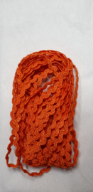 Zigzagband 2 mm - 3m oranje