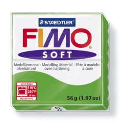 FIMO Soft - nr.53 - Tropisch Groen