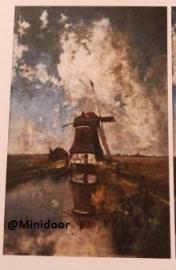 Schilderij Mondriaan (de Stijl)