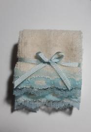 2 Handdoekjes (zelf maken)